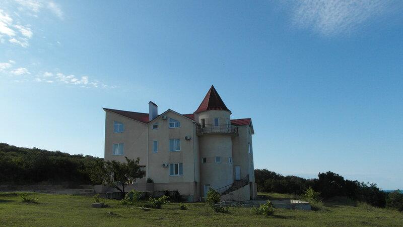Поселок Сукко - пансионат Шингари