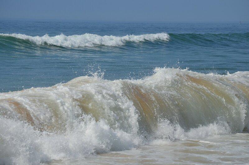 волнение Атлантики