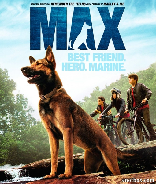 Макс / Max (2015/WEB-DL/WEB-DLRip)
