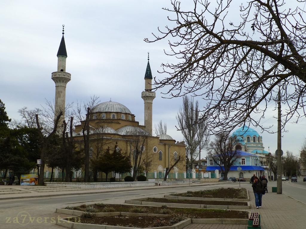 Евпатория, мечеть