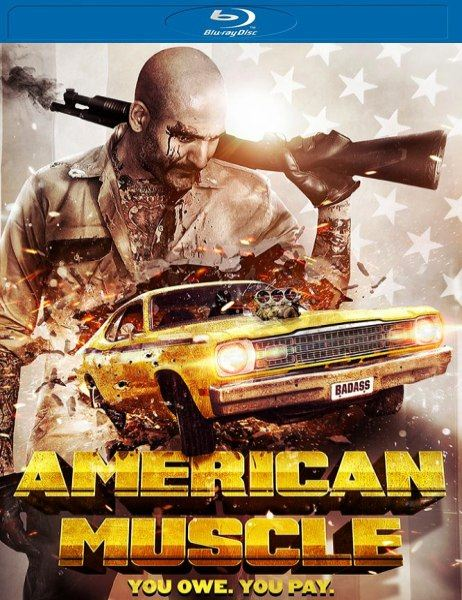 Американская сила / American Muscle (2014/BDRip 720p/HDRip)