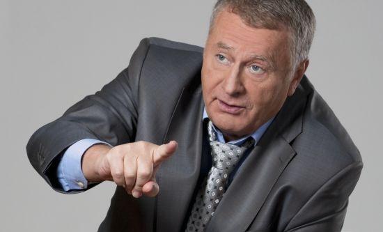 Жириновский оскорбил беременную журналистку