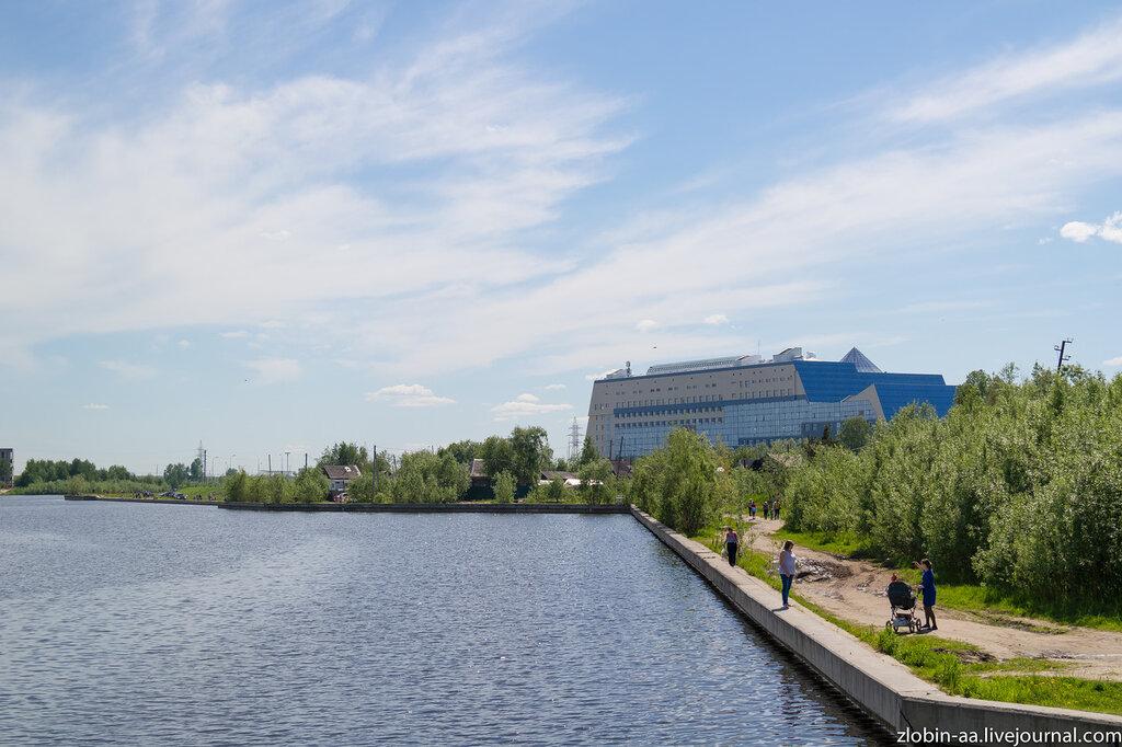 Саймовский парк, г. Сургут, ХМАО-Югра