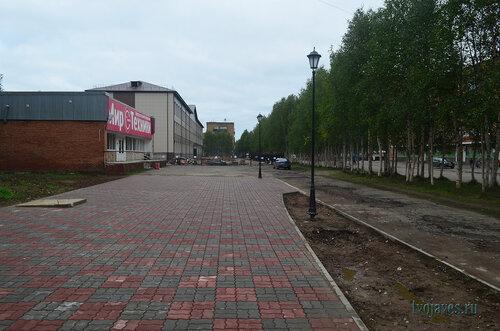 Фото города Инта №7177  Горького 10, 8 и 6 24.08.2014_13:22