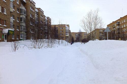 Фото города Инта №7469  Воркутинская 5, 13, Мира 38, Воркутинская 16 и 8 18.02.2015_14:28