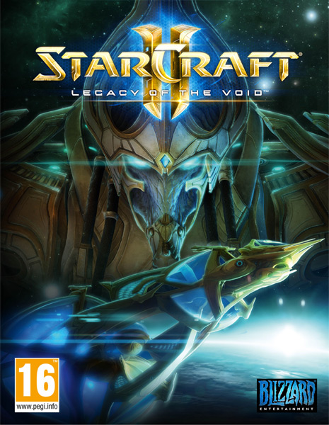 StarCraft 2: Legacy of the Void (2015/ENG) + RePack by xatab
