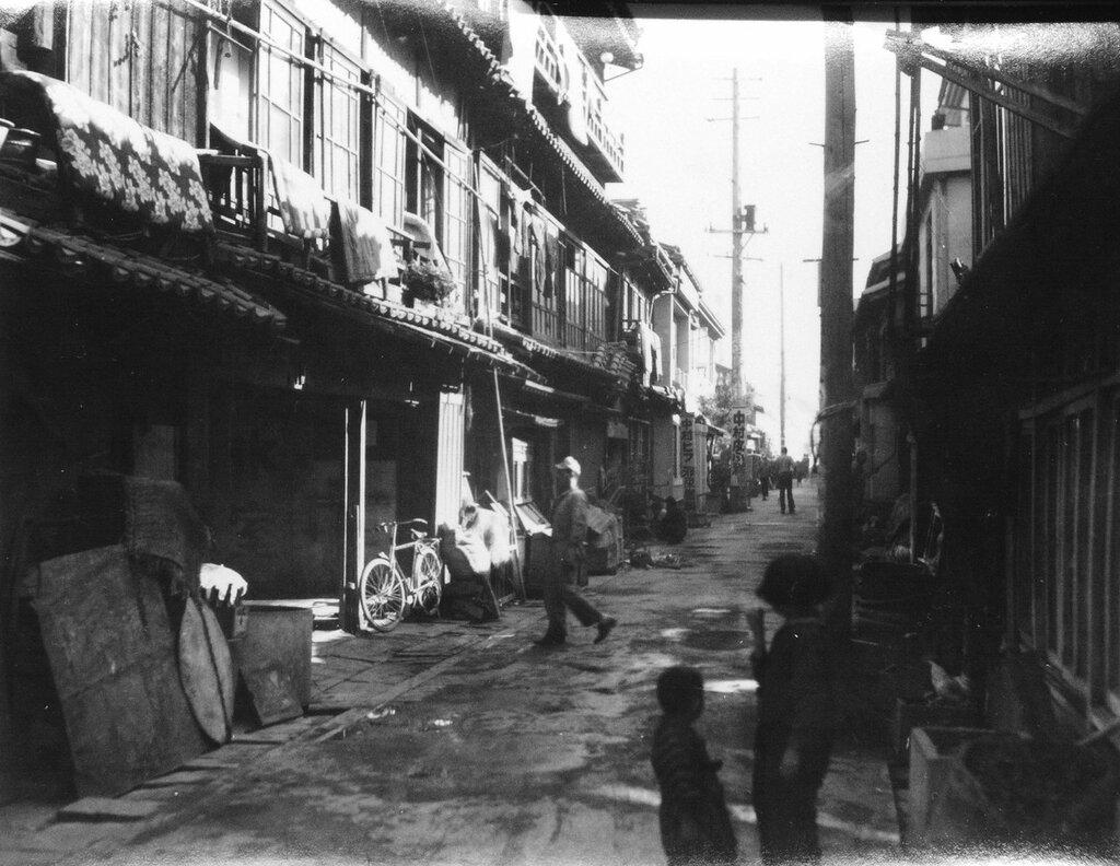 Sasebo street scene