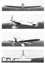 Книга Dewoitine D.500. Техническое описание на истребитель