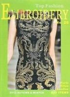 Top Fashion Embroidery № 26 (2012 autumn & winter) jpg. 67,7Мб