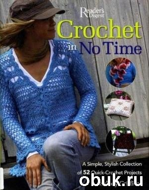 Журнал Crochet In No Time. Melody Griffiths