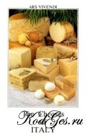 Книга Cheeses of Italy (Сыры Италии)