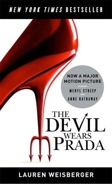 Книга The Devil Wears Prada