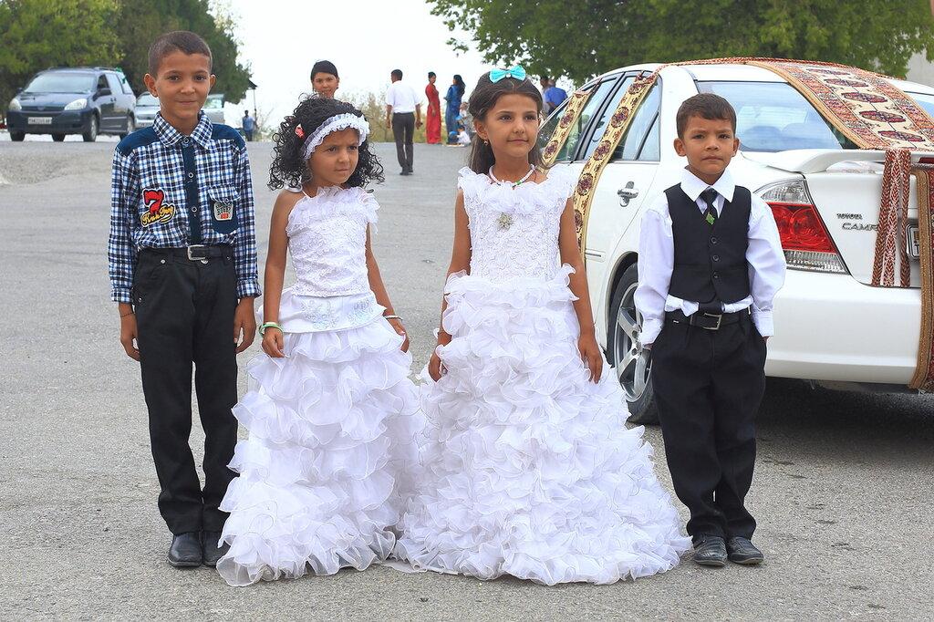 туркменские свадьбы видео