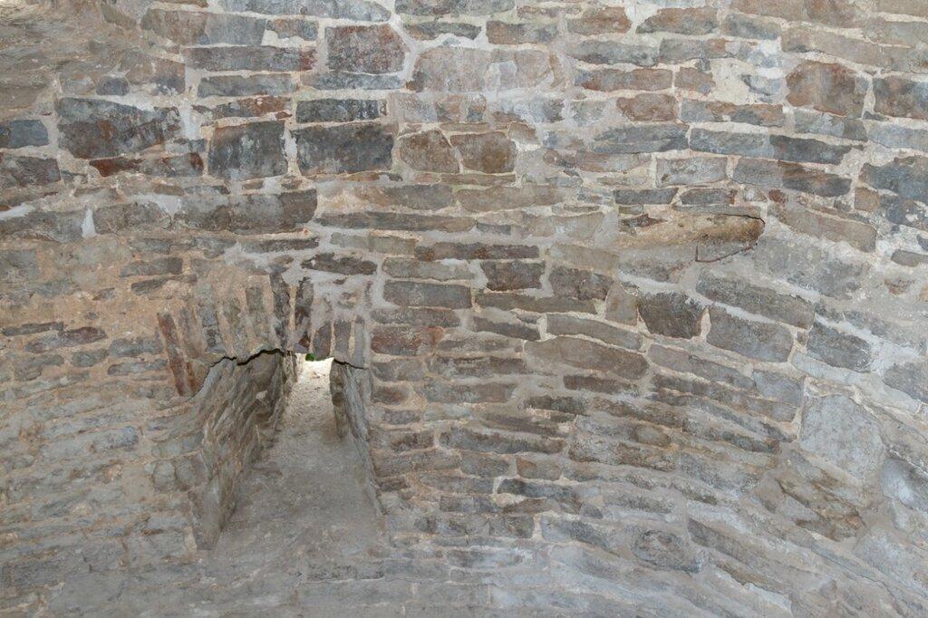 Колокольная башня, Изборская крепость