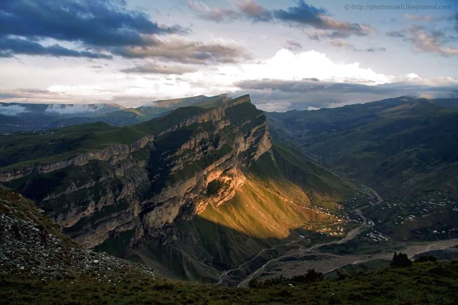 Аномальные зоны Кавказа