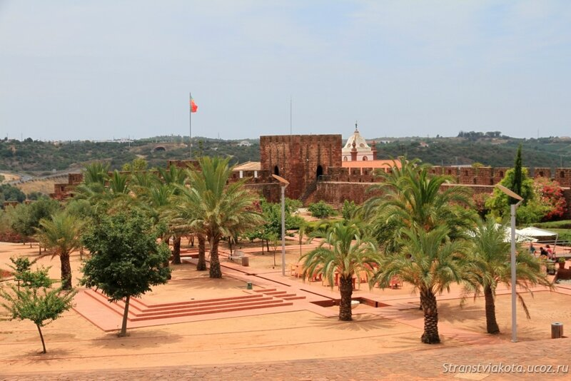 Португалия, крепость Силвеш