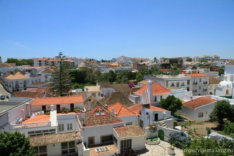 Тавира, Португалия, достопримечательности