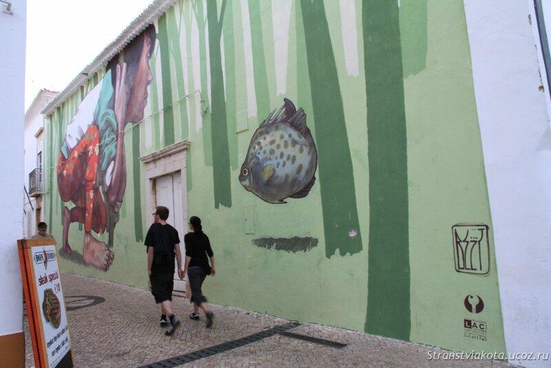 Лагуш, Португалия - фото