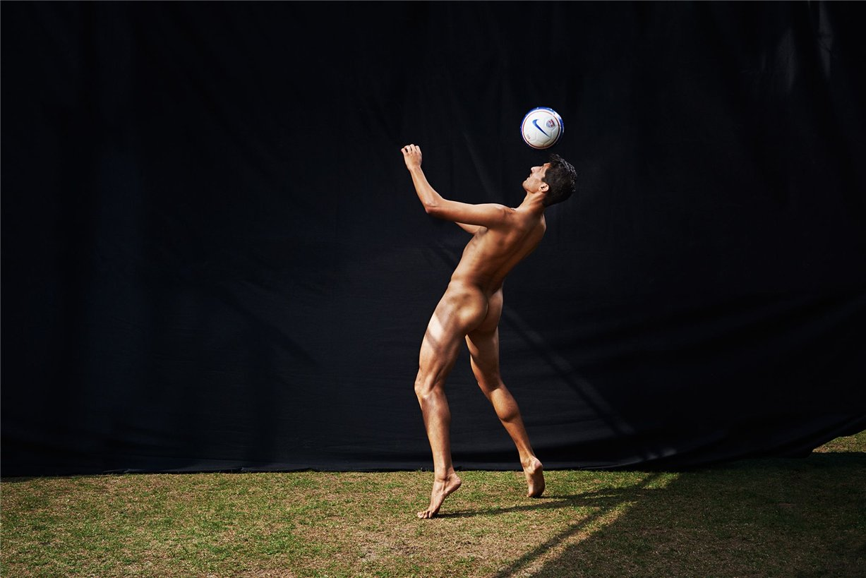 ESPN Magazine Body Issue 2014 - Omar Gonzalez / Омар Гонсалес