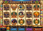 Throne of Egypt бесплатно, без регистрации от Microgaming