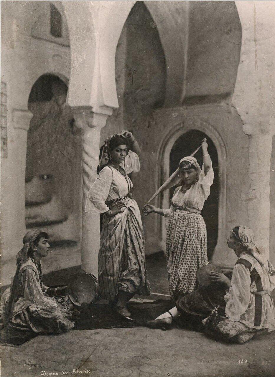 1885. Танцовщицы
