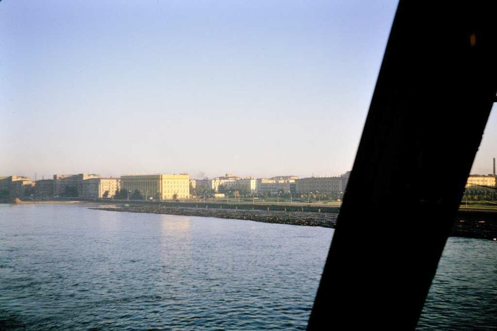 Leaving Leningrad.  9/28/68