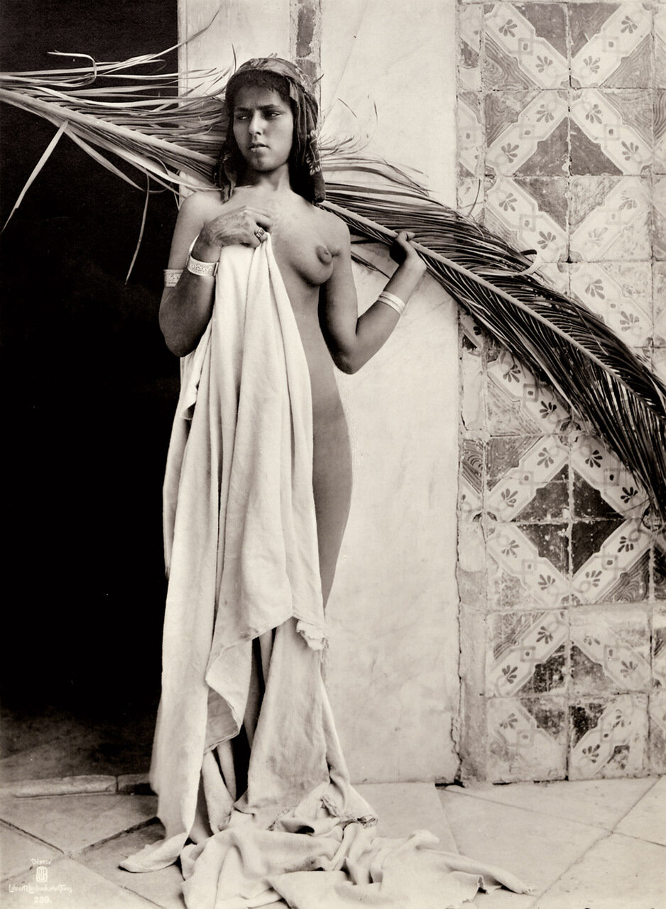 1904. Бедуинка