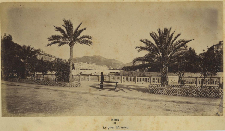 1880. Набережная Массены