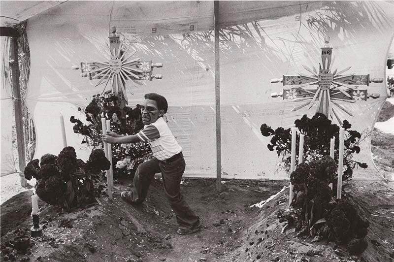 1978. День Мертвых. Мексика
