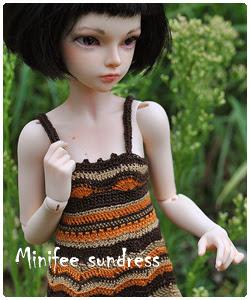 Minifee sundress