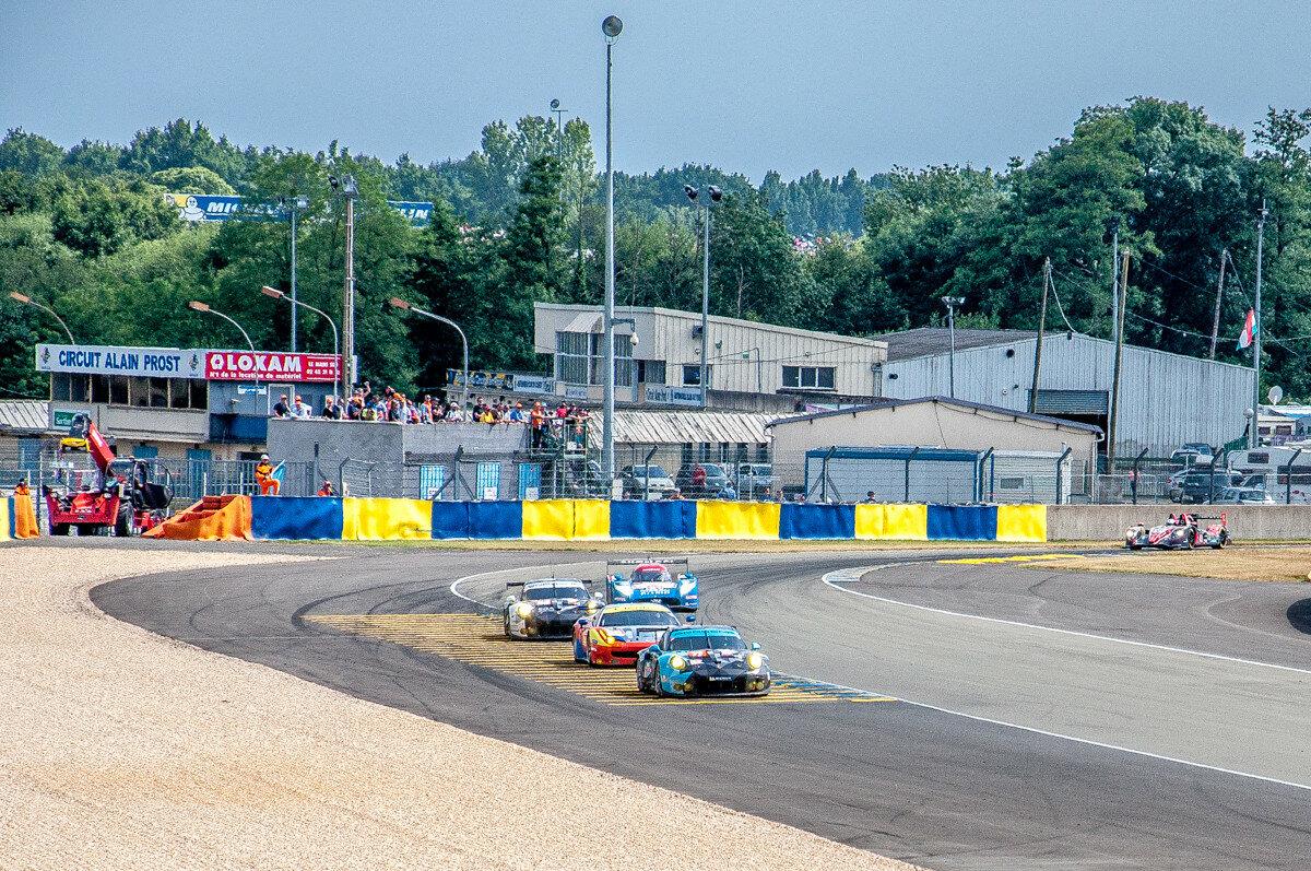 Впервые в классе LMP1 выступал российский гонщик