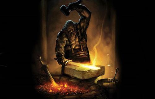 Обработка металла в Древней Руси