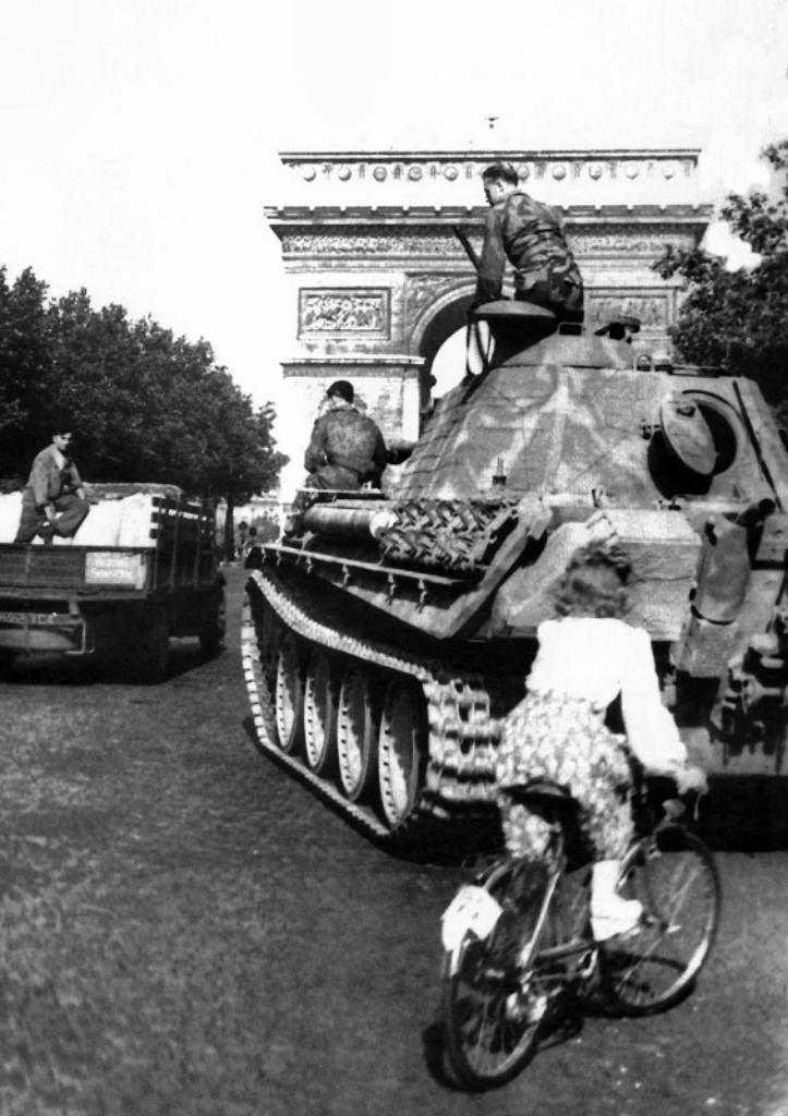 Оккупация Франции