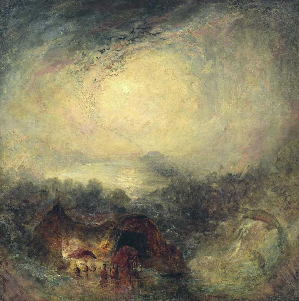 The Evening of the Deluge, 1843.jpg