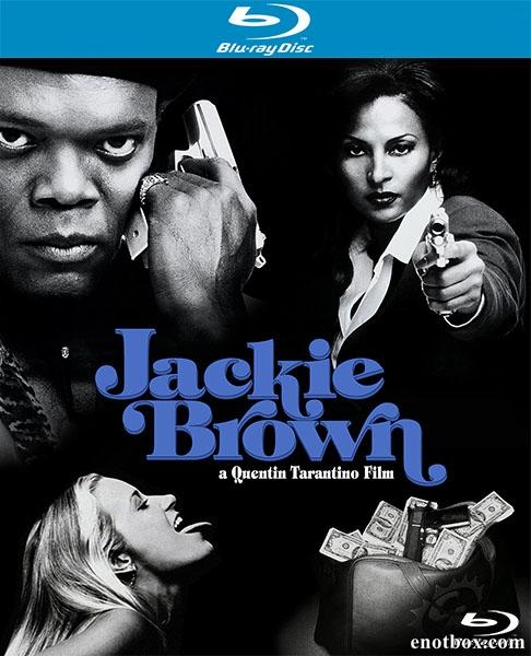 Джеки Браун / Jackie Brown (1997/BDRip/HDRip)