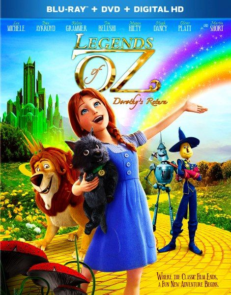 ��: ����������� � ���������� ����� / Legends of Oz: Dorothy's Return (2013) BDRip 1080p/720p + HDRip
