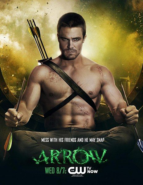 Стрела / Arrow (3 сезон/2014/HDTVRip/WEB-DLRip)