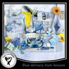 BlackLady_BlueDeliveryFromHeaven