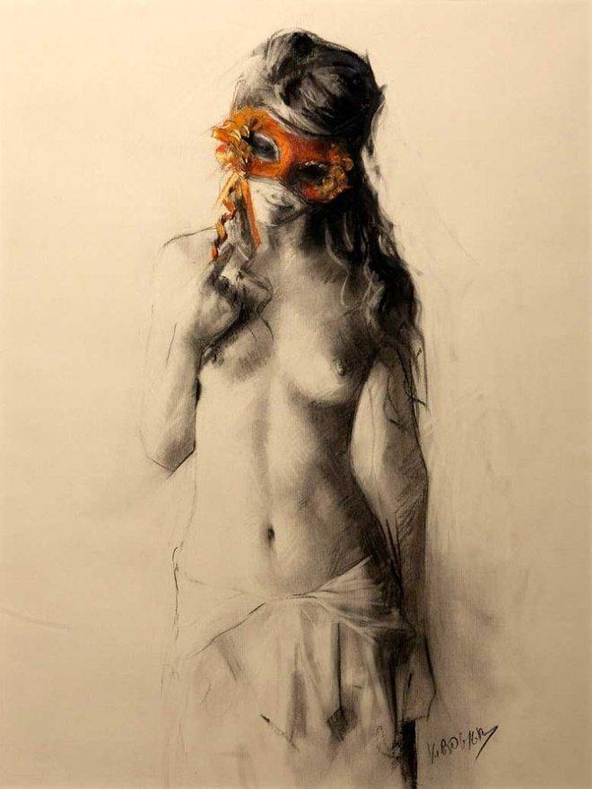 Висенте Ромеро Редондо: картины маслом 0 107fb7 4bfabb6f orig