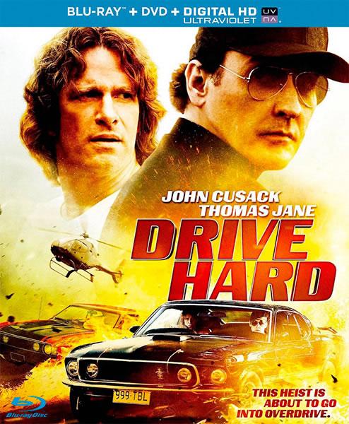 Бешеные гонки / Drive Hard (2014/BDRip/HDRip)