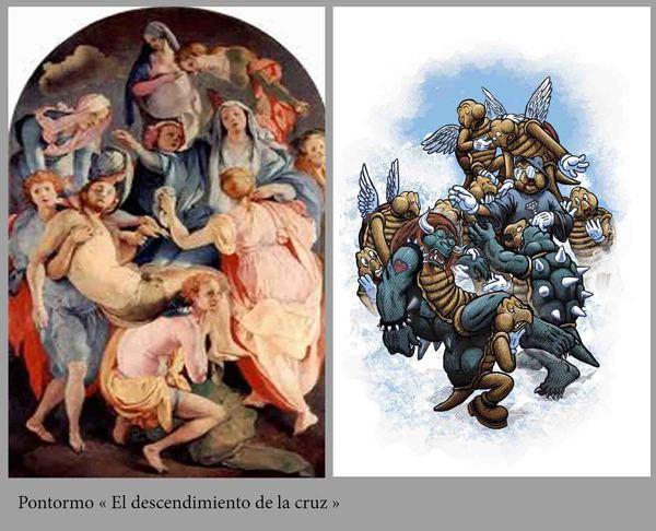 Графический дизайнер и иллюстратор Georges Le Mercenaire / Жорж  Ле Мерсенер. Сюр и юмор. 44 раза