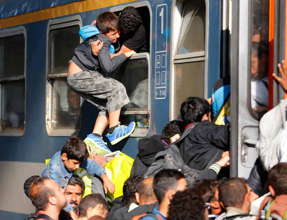 12. «Кризис с мигрантами в ЕС был ожидаем — это результат ошибочной политики, прежде всего США, на Б