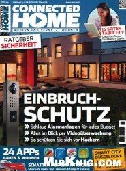Журнал Connected Home (modern vernetzt wohnen) Magazin - Juni  2014