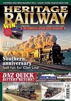 Журнал Heritage Railway №160, 2010 / UK
