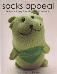 Книга Socks Appeal: 16 Fun & Funky Friends Sewn from Socks