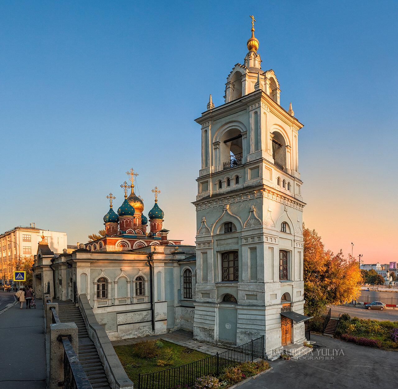 Храм на Псковской горке