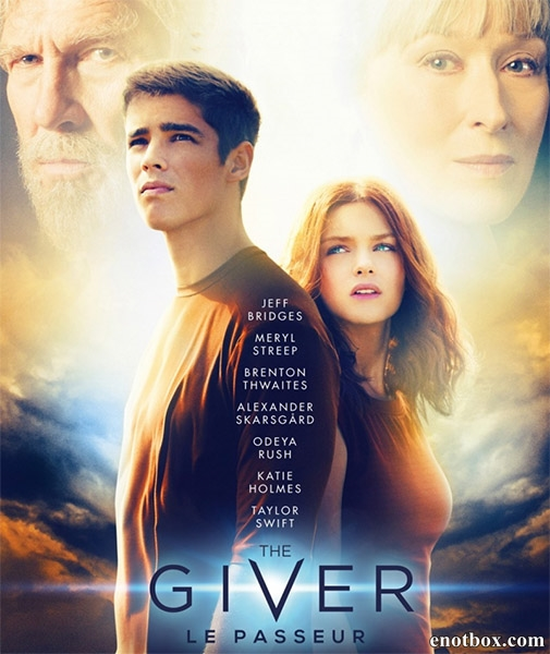 Посвященный / The Giver (2014/WEB-DL/WEB-DLRip)