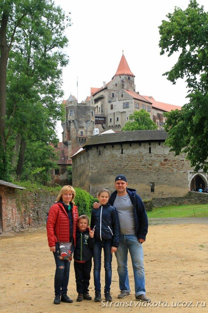 Чехия, в Европу на машине