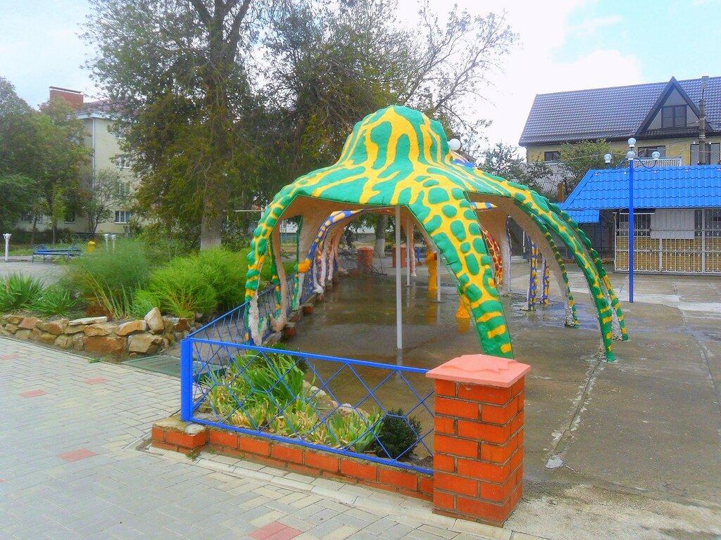 У осьминогов, сентябрь, Азовское побережье, осенние картинки