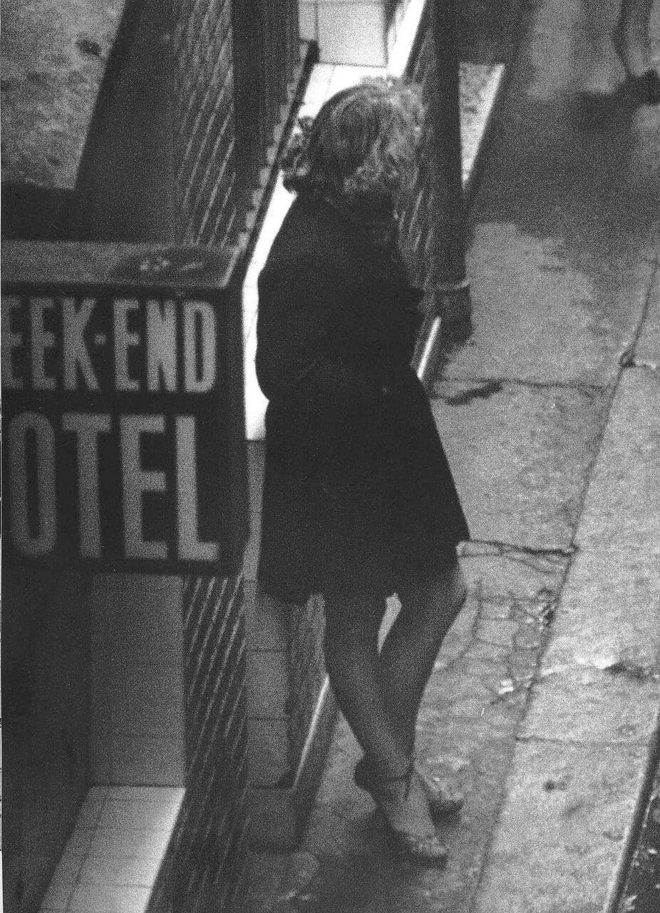1953. Женщина с Рю Герен Буассо